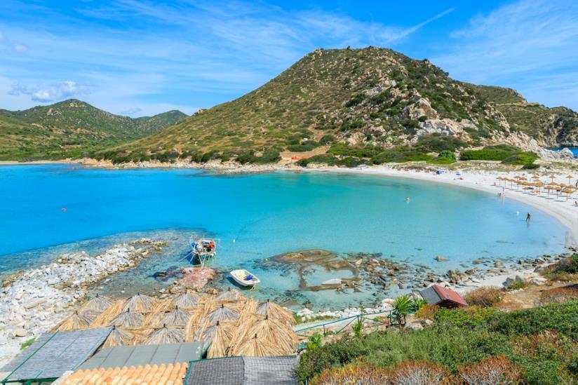 Spiaggia di Is Molentis