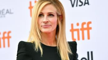Julia Roberts sul red carpet del TIFF 2018