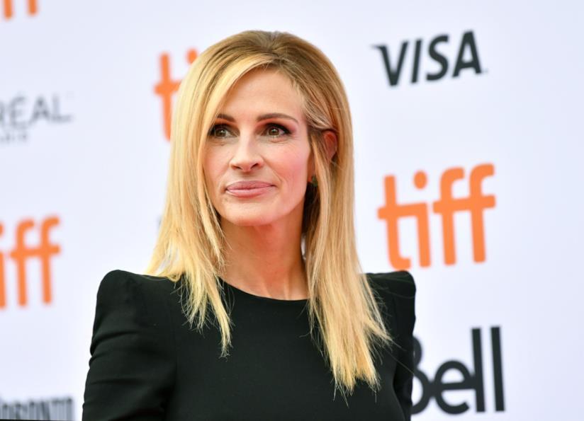 Julia Roberts sul red carpet del TIFF 2018