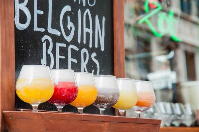 turismo enogastronomico 2018: birre in Belgio