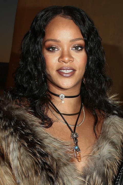 Rihanna al Christian Dior Cruise 2018 Runway Show