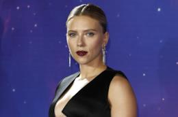 Scarlett Johansson all'evento Avengers: Endgame