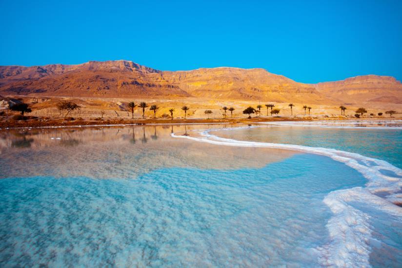 Vista del Mar Morto