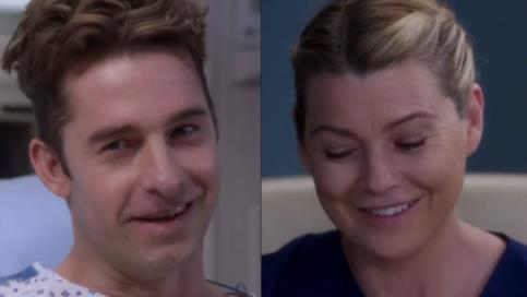 Grey's Anatomy: un'immagine dal promo dell'episodio 14x17