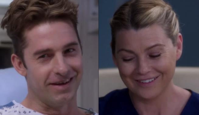Grey's Anatomy: un'immagine dal promo dell'episodio 14x17