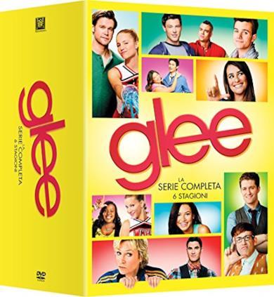 Cofanetto DVD di Glee - Stagioni 1-6