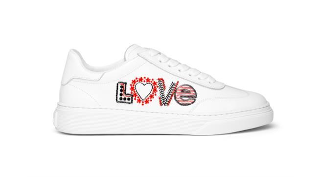 Sneakers special Edition HOGAN per San Valentino 2019