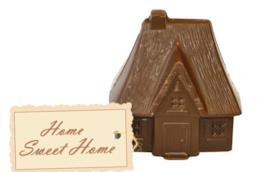 Una casa di cioccolato