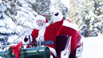 Babbo Natale in Finlandia a Rovaniemi