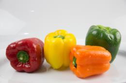 Verdura multicolore