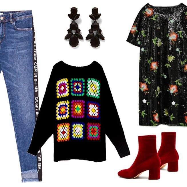 Consigli outfit per total look Zara autunno inverno
