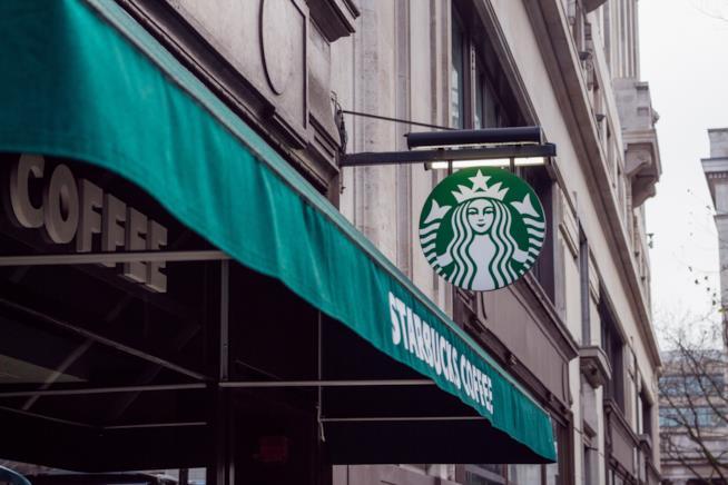 Caffetteria Starbucks