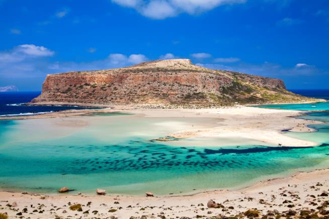 Spiaggia di Balos, Creta