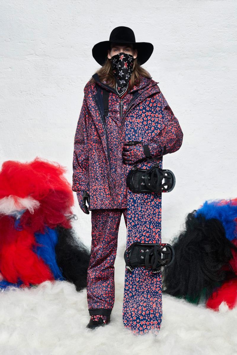 Sfilata MONCLER Collezione Donna Autunno Inverno 19/20 Milano - 68