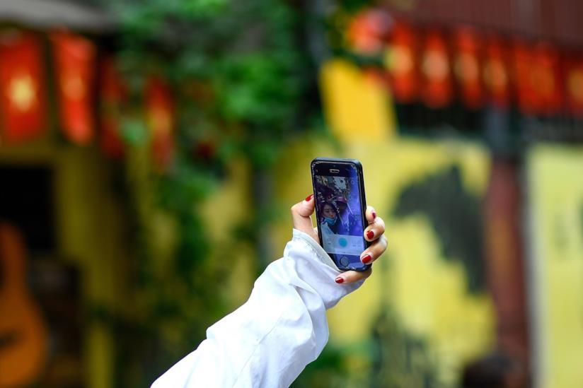 Scopriamo insieme quale sfondo scegliere per un buon selfie