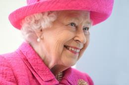 Regina Elisabetta primo piano