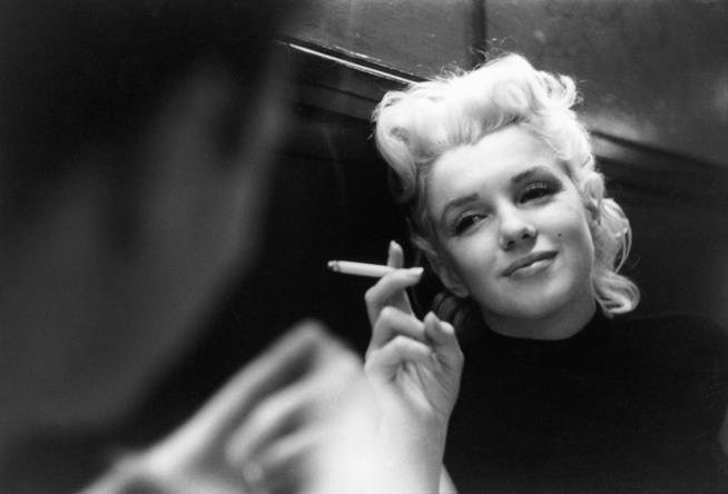 Marilyn Monroe nel 1955