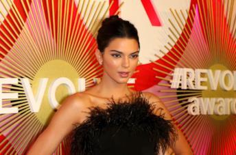 La supermodella Kendall Jenner