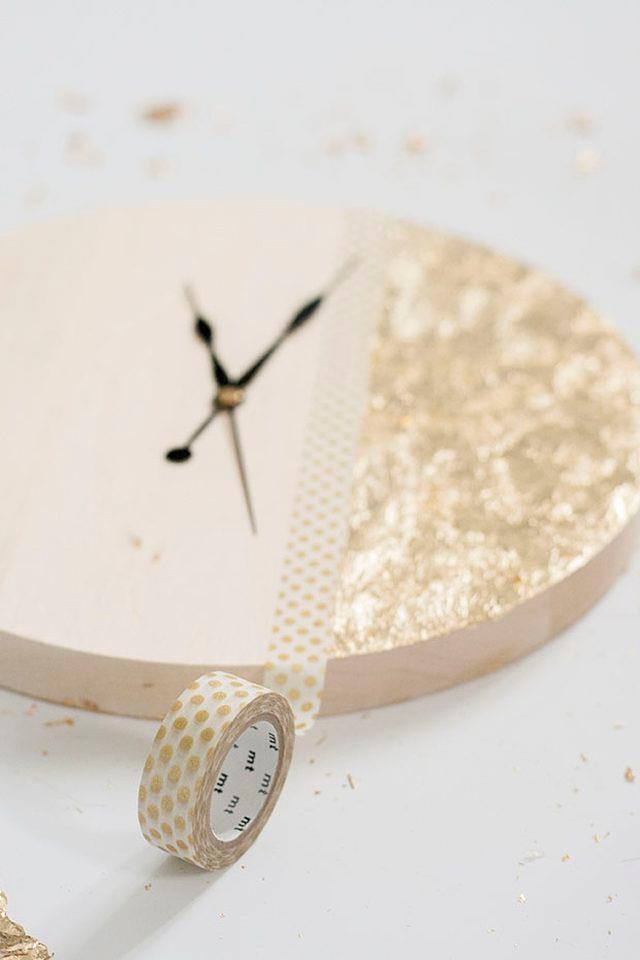 Come applicare il nastro decorato all'orologio