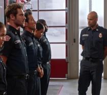 Una scena del sesto episodio di Station 19 2