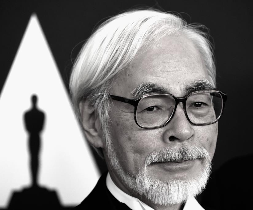 Il celebre regista Hayao Miyazaki, maestro dell'animazione giapponese