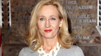 L'autrice J.K. Rowling