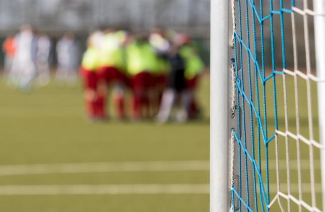 Violenza calcio dilettantistico