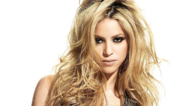 Un sensuale scatto di Shakira