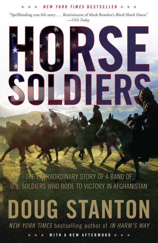 La copertina del libro Horse Soldiers/12 strong