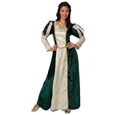 Abito da Principessa Medievale per Adulti
