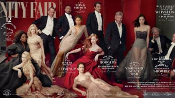 La copertina di Vanity Fair  - Hollywood Portfolio 2018