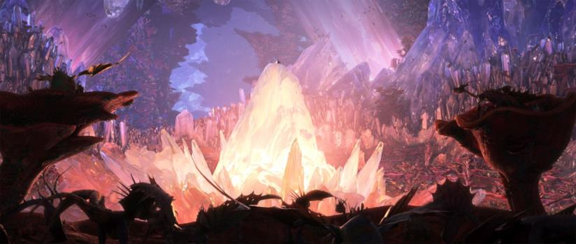 Il mondo nascosto di Dragon TRainer 3