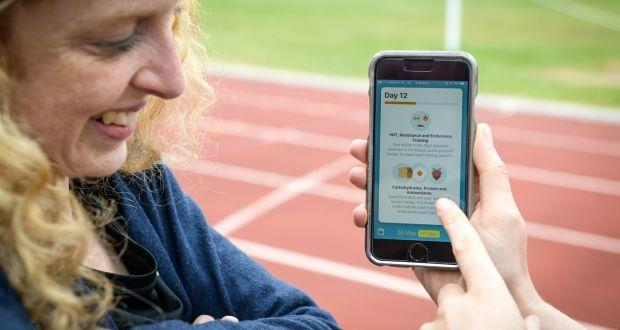 La app per le donne sportive