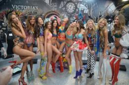 La sfilata di Victoria's Secret 2016
