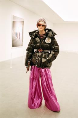 Sfilata MONCLER Collezione Donna Autunno Inverno 19/20 Milano - 117