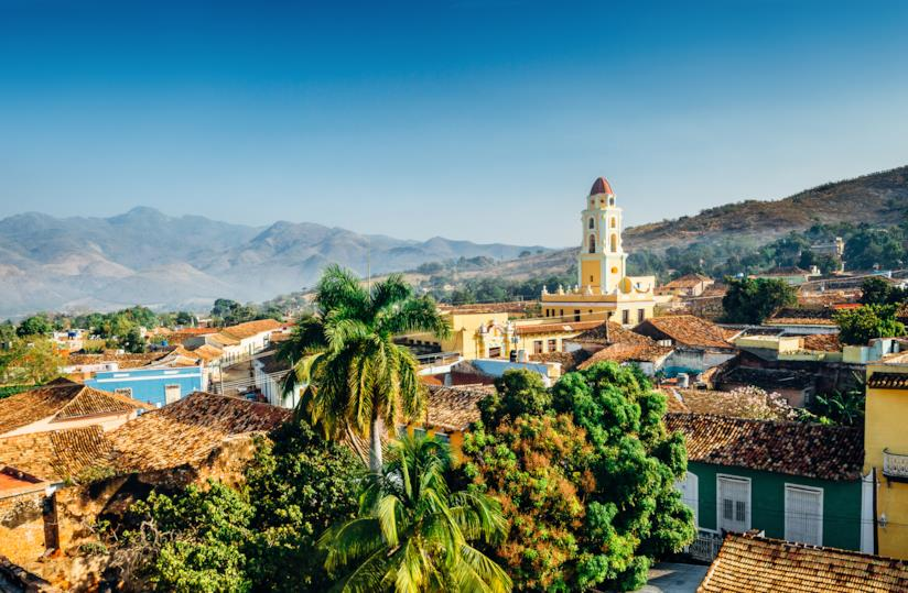Trinidad e Valle de los Ingenios