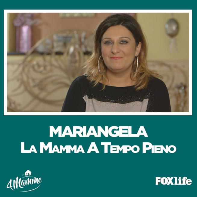 4 Mamme Caserta: Mariangela