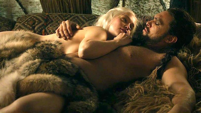 Game of Thrones e l'imbarazzo di Emilia Clark