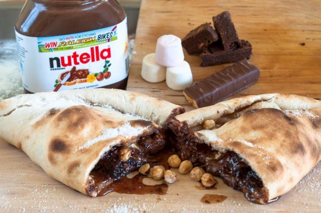 Compleanno Nutella