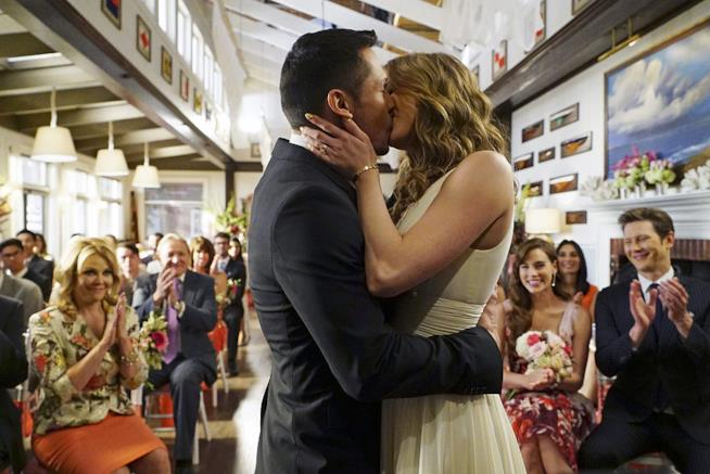 Revenge: Jack ed Emily nel finale di serie