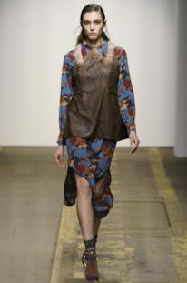 Sfilata MORFOSIS Collezione Alta moda Autunno Inverno 19/20 Roma - 18