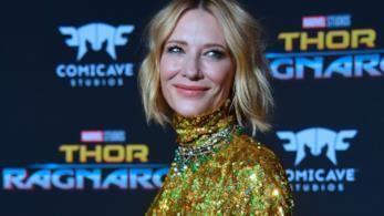 L'attrice Cate Blanchett