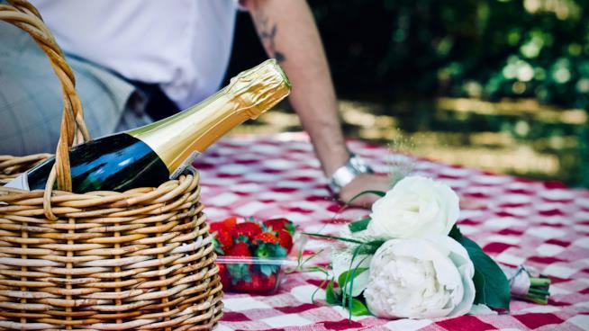 Champagne, quali bicchieri di plastica?