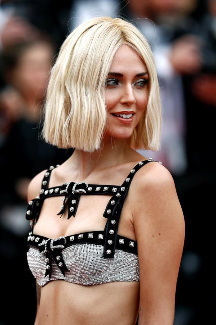Chiara Ferragni a Cannes 2019