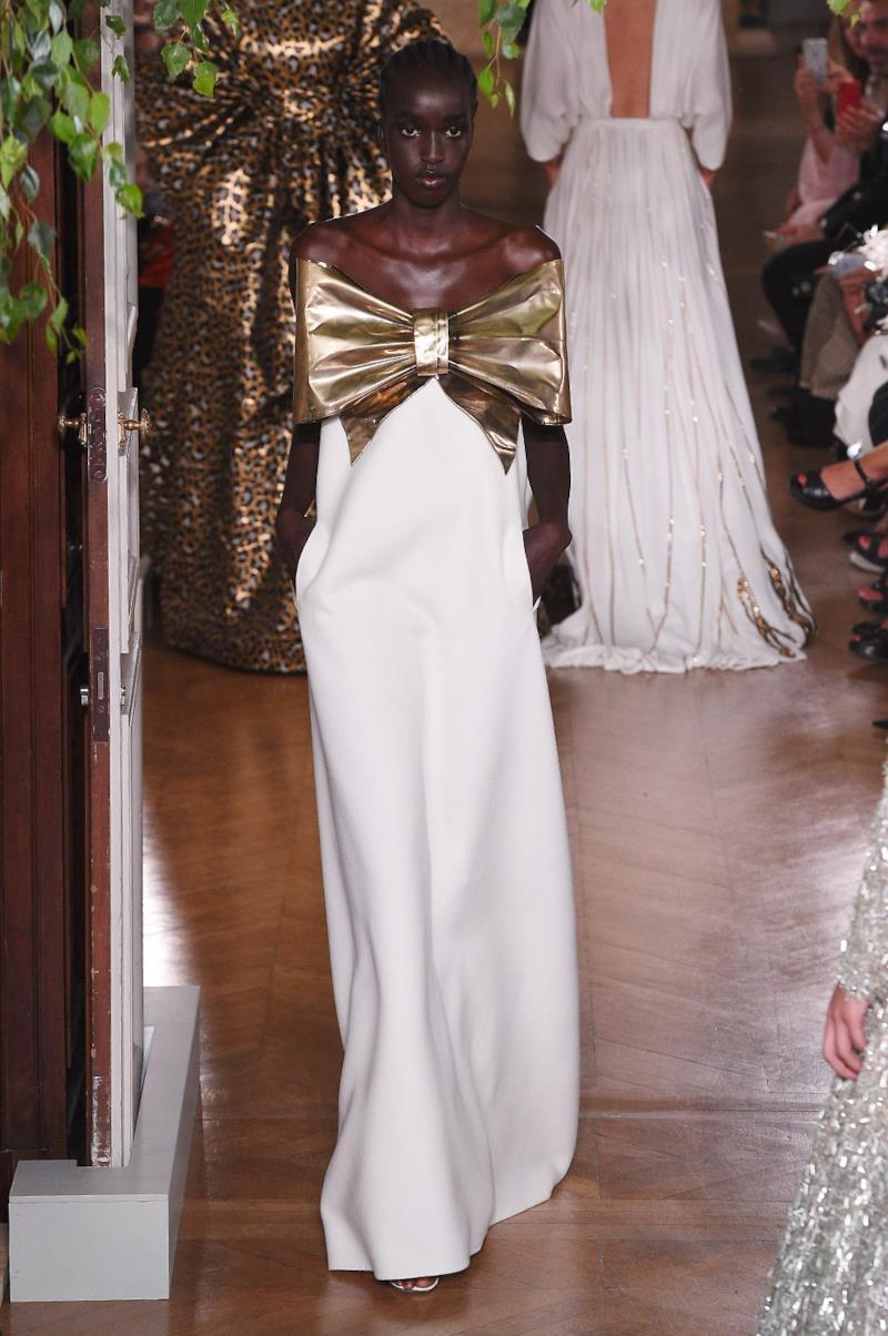 Sfilata VALENTINO Collezione Alta moda Autunno Inverno 19/20 Parigi - ISI_4183