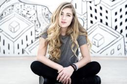 La youtuber Sofia Viscardi vedrà il suo romanzo diventare un film