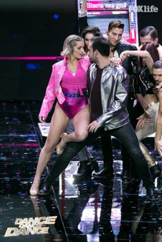Valentina e Luca, Dance Off nel secondo serale di Dance Dance Dance 2