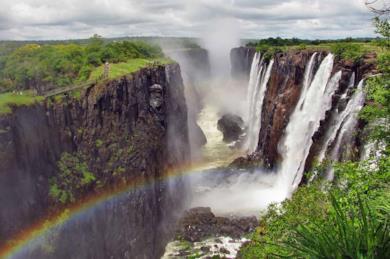 Avventura nel delta dell'Okavango e alle Victoria Falls
