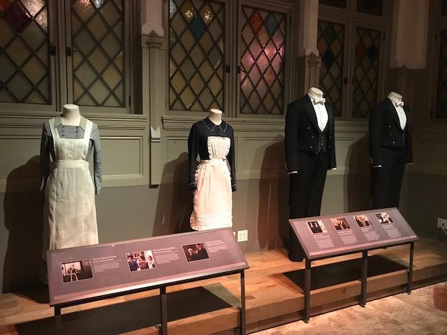 I costumi di Downton Abbey a New York