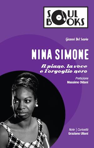 Nina Simone copertina biografia Il piano, la voce e l'orgoglio nero